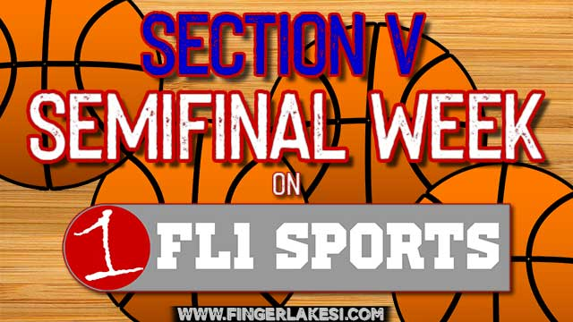 LISTENER GUIDE: 19 Wayne-Finger Lakes teams still alive as Section V hoops semifinals set for Monday-Wednesday (FL1 Sports)