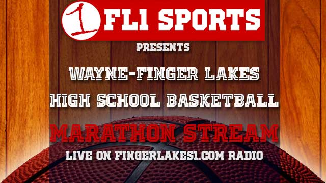 FL1 SPORTS PRESENTS: Wayne-Finger Lakes High School Basketball Archive Marathon (FL1 Radio)