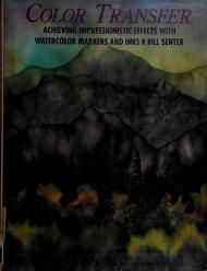 Cover of: Color transfer | Bill Senter