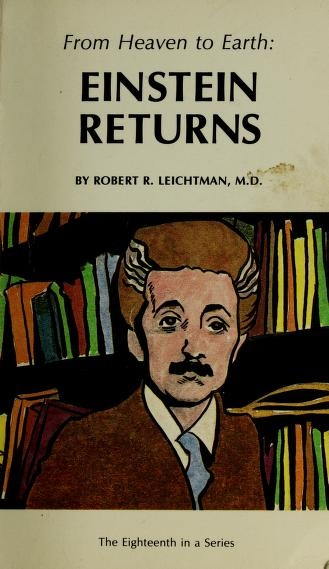 Cover of: Einstein Returns | Robert R. Leichtman