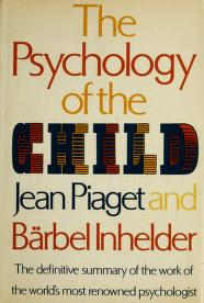 Cover of: The psychology of the child | Jean Piaget
