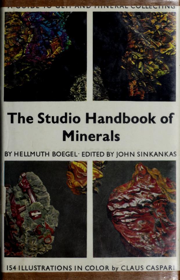 Studio Handbook (A studio book) by Hellmuth Boegel